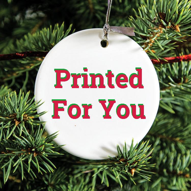 personalised printing